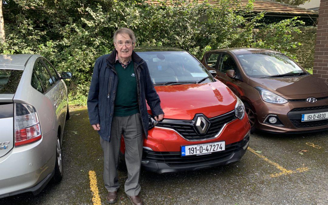 2019 Renault Captur in Gowran Hall Sandycove
